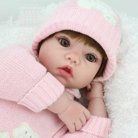 Bebê Reborn Boneca Realista Frete Grátis Importada