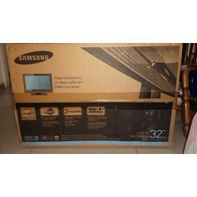 Televisor Samsung Lcd 32 Pulgadas Nuevo
