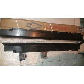 Kit Spoiler Lateral Meriva/12 C/tampa Original 93303649/50