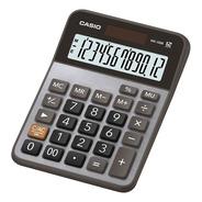 Calculadora Casio Mx-120b Solar+pila Garantia Oficial 2 Años