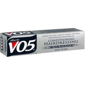 Alberto Vo5 Conditioning Hairdressing For Gray/white/silver