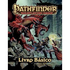 Livro - Pathfinder - Rpg - Livro Básico - Em Português