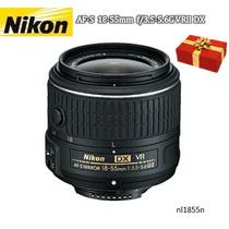 Lente Nikon Af-s 18-55mm F/3.5-5.6g Vrii El Mas Moderno