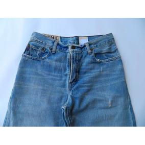 0160 - Calça Jeans Abercrombie 12 - Veste 36 Masculina