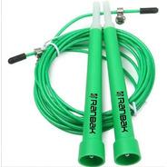 Soga Saltar Cable Crossfit/fitness Ranbak 738 C/envio Gratis
