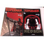 Comic Dc: Superman - Hijo Rojo. 2 Tomos, Historia Completa.