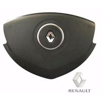 Acionador Buzina Tampa Volante Renault Sandero Clio Original