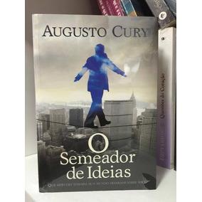 Livro O Semeador De Ideias Augusto Cury