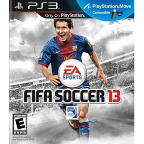 Fifa Soccer 13 2013 Ps3 Original Lacrado