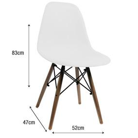 Cadeira Charles Eames Wood Cadeira New Promoção