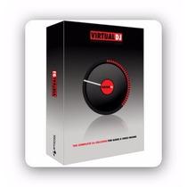 Virtual Dj 8.2 (nuevo) Mix Activación 1 Equipo Win 7,8,10