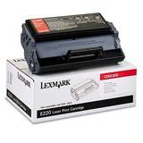 Lexmark 12s0300 Cartucho De Tóner Para Impresora Láser E220
