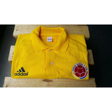 Camiseta Tipo Polo Selección Y Equipo