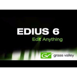 Edius 6 Para Windows 7 & Xp Sp3 Activacion Full Por Descarga