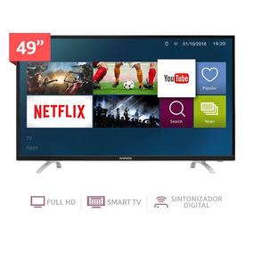 "Tv Led Daewoo 49"" Full Hd Smart Tv L49s780bts"