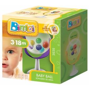 Bimbi Sonajero Baby Ball + 3 Meses. 1 Libro De Regalo.