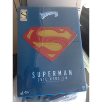 Hot Toys Superman 3 Christopher Reeve Evil Vercion