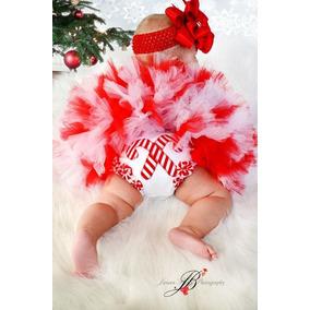 Tutu De Navidad Para Bebes