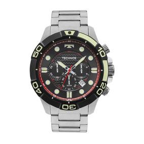 Relógio Technos Acqua Original Masculino Js25bp/0p Com Nota