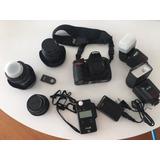 Nikon Ds300s Nueva Con Todos Los Lentes Y Accesorios/ Oferta