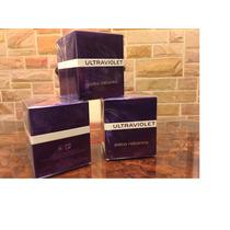 Perfume Paco Rabanne Ultraviolet Mujer Orig Free Shop 50 Ml