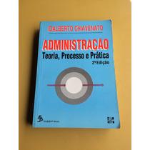 Livro Administração Teoria Processo E Prática 2ª Edição