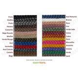 Cordão Nylon Carpete Acabamento Corda Nailom Várias Cores M