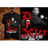 Camisetas, Skate,swag,tumblr Dexter Rap Nacional