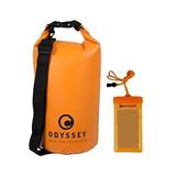 Odyssey Impermeable Roll Top Bolsa Seca Con Caja De Prueba D