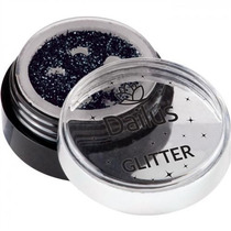 Sombra Glitter Dailus Color 08 Preto
