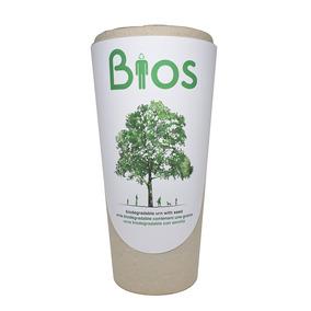 Urna Bios Urna Funeraria Biodegradable Humano Y Animales