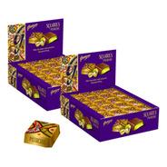 Pack 2 Cajas Bombones Chocolate Goplana 1 Kg Pistacho