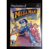 Megaman Anniversary Collection Ps2 Usa Sellado