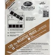 Portanegativos Film-lok 120mm Pack X 10 Hojas (101092)
