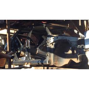 Monobloco Traseira C/ Teto Lateral Mini Frente Gol G3/ G4 4p
