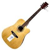Rodney Sheppard Firmó Sugar Ray Guitar Uacc Rd Coa Aftal