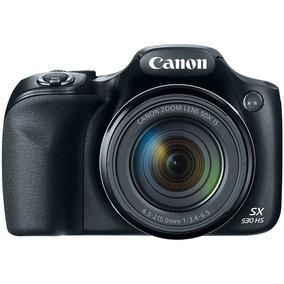Canon Powershot Sx530 16mp 50x Full Hd Wifi Nfc