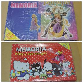 Juegos De Memorias Para Niños Y Niñas De 72 Piezas