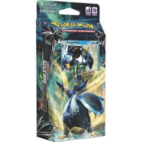 Pokemon Cartas Starter Deck - Sol E Lua 5 - Ultraprisma - Co