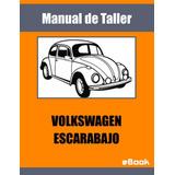 Manual Taller Volkswagen Escarabajo Mecanica Automotriz Chil