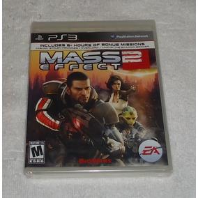 Mass Effect 2 Ps3 Midia Fisica Lacrado *frete Gratis*