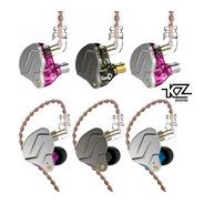 Auriculares In Ear Kz Zsn Pro 2vias Hibridos Monitor + Cuotas - Representante Oficial Kz