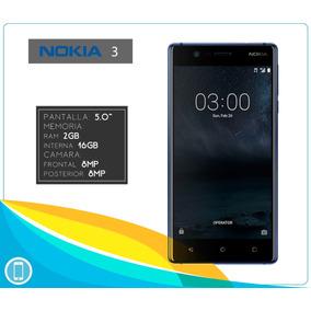 Telefono Nokia 3 $185 / Nokia 1 $125 / Nokia 105 $28