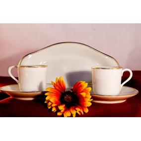 5 Tazas De Café Porcelana Limoges