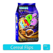 Cereal Relleno Flips Chocolate Bolsa X 4 - kg a $24