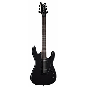 Dean Vendetta Xm Tremolo Metallic Black Guitarra Electrica