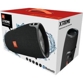 Jbl Xtreme 100% Original Caixa Som Bluetooth Aux Usb Wi-fi