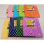 Cuaderno Éxito N°3 Forrado Color Lunares 48 Hojas Rayad X3 U
