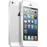 Celular Apple Iphone 5s 32gb Original Prata Branco Vitrine