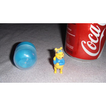 Figura Winnie Pooh Huevo Kinder Sorpresa